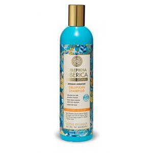 Natura Siberica Shampooing Oblepikha - Pour cheveux normaux et secs - 400 ml