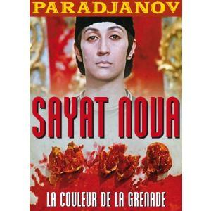 Sayat Nova : La couleur de la grenade