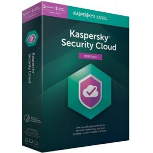 Security Cloud Personal (5 Postes /1 An) [Windows]
