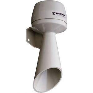 Werma Signaltechnik Klaxon de signalisation tonalité continue 582.052.55 24 V/DC 92 dB 1 pc(s)
