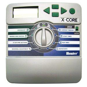 Hunter Xc-601i-e Programmateur interieur 6 stations 3 programmes x-core