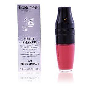 Lancôme Matte Shaker 270 Beige Vintage - Rouge à lèvres liquide
