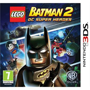LEGO Batman 2 : DC Super Heroes [3DS]