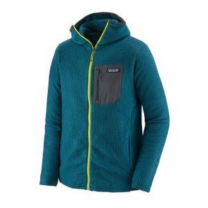 Patagonia Polaire technique r1 air full zip hoody bleu s