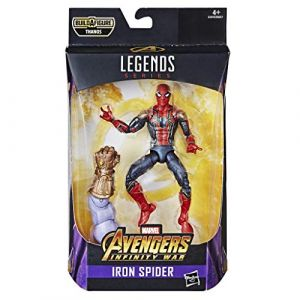 Hasbro Figurine Marvel Legends 15 cm - Avengers Infinity War - Iron Spider