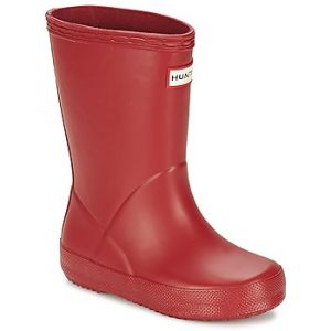 Hunter Bottes enfant KIDS FIRST CLASSIC rouge - Taille 22,23,24,25,27,29