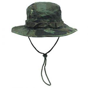 MFH US GI Chapeau de Brousse Boonie Hat (Hunter-Grün/M)