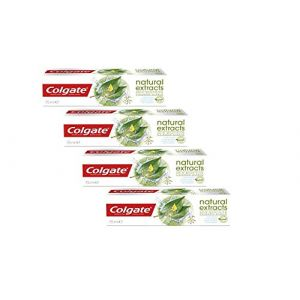 Colgate Natural Extracts - Dentifrice adulte soin quotidien