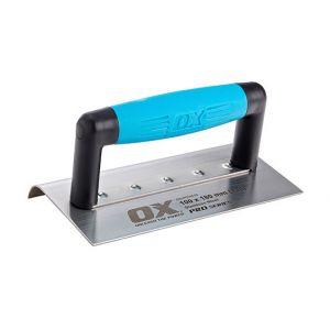 OX Fer à bordure moyen angle Dim. 100 x 180 x 19 mm P014519 Pro - taille: