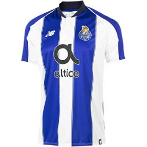 New Balance T-shirt Maillot domicile FC Porto 2018/2019 bleu - Taille EU L