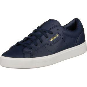 Adidas Sleek chaussures Femmes bleu T. 39 1/3