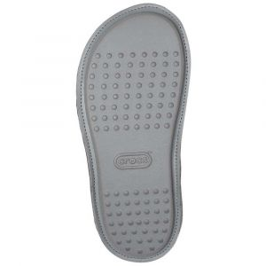 Crocs Chaussons CHARCOAL CLASSIC SLIPPER Gris - Taille 43