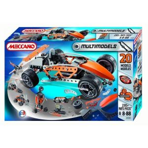 Meccano 836550 - Multimodels : 20 modèles New Generation