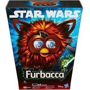 Hasbro Peluche interactive Furby Chewbacca Star Wars 7