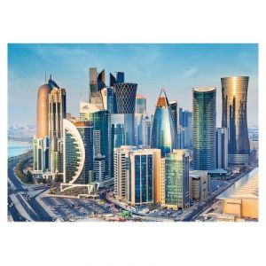 Trefl Puzzle Doha, Qatar 2000 pièces
