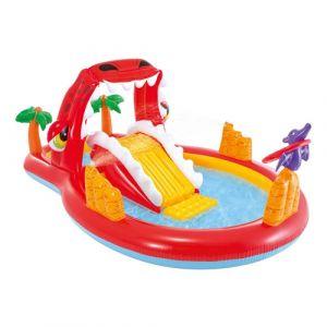 Intex Aire de Jeux - Piscine pour enfants Dinoland