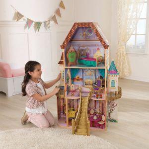 KidKraft Maison de poupées La Belle et la Bête