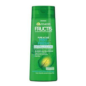 Garnier Fructis Pure Active Mint Fresh Antipelliculaire