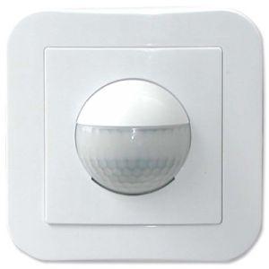BEG Détecteur de mouvement - interrupteur automatique mural 180° - Indoor B xomat