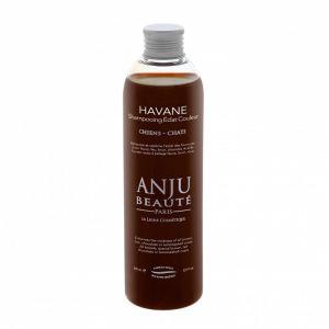 Anju Beauté Paris Shampooing éclat couleur Havane