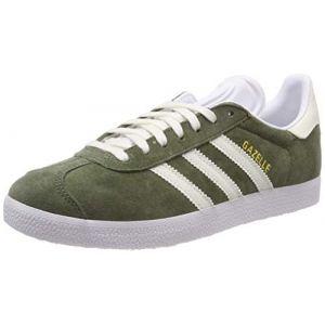 Adidas Gazelle, Chaussures de Tennis Homme, Vert