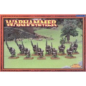Games Workshop 99110206061 - Warhammer Figurine Vermines de choc Skavens x10