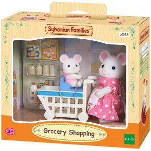 Epoch Sylvanian Families 5043 - Set épicerie