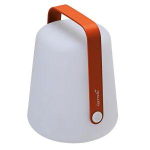Fermob Lampe baladeuse LED sans fil avec variateur d'intensité lumineuse hauteur 25cm