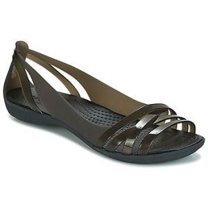 Crocs Sandales ISABELLA HUARACHE 2 FLAT W Noir - Taille 36 / 37,38 / 39,42 / 43,37 / 38,39 / 40,41 / 42