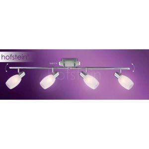 Globo Éclairage plafonnier luminaire plafond spots mobiles chrome couloir chambre