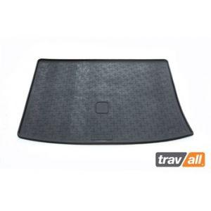 TRAVALL Tapis de coffre baquet sur mesure en caoutchouc TBM1106