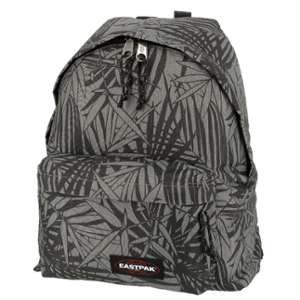 Eastpak Padded Pak'R Leaves Black