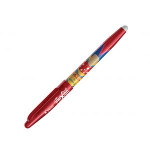 Pilot FriXion Ball - Roller encre thermosensible - Edition limitée Mika - Pointe 0,7 mm - Rouge