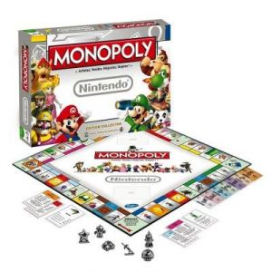 Winning Moves Monopoly Nintendo