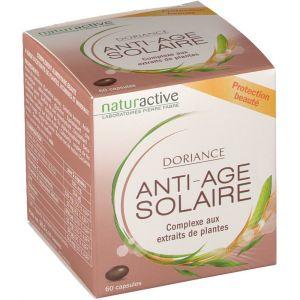 Naturactive Doriance - Compléments solaire et anti-âge (60 comprimés)
