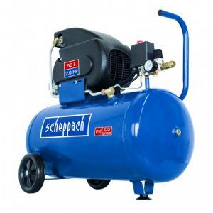 Scheppach Compresseur - 6 litres - 8 bar - 1200 watts - HC06