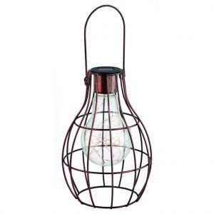 Smart Garden Lanterne solaire H 26cm x l 18cm