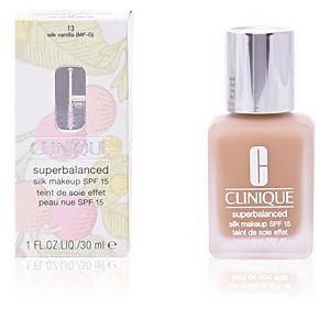 Image de Clinique Superbalanced 13 Silk Vanilla - Teint de soie effet peau nue SPF 15