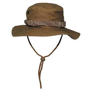 MFH US GI Chapeau de Brousse Boonie Hat (Coyote Tan/S)