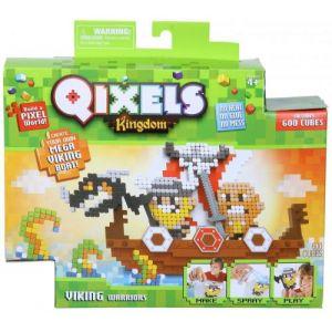 Kanaï Kids Kit de création : Qixels Royaume vikings