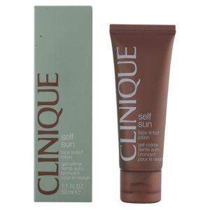 Clinique Self sun - Gel-crème teinté auto-bronzant pour le visage
