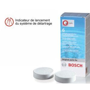 Bosch TCZ6002 - Détartrant pour Tassimo