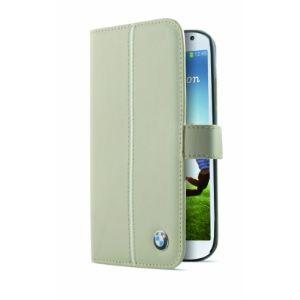 BMW BMFLHS4LC - Étui à rabat pour Galaxy S4