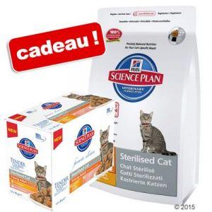 Hill's Science Plan Feline Adult Urinary & Sterilised poulet - 8 kg