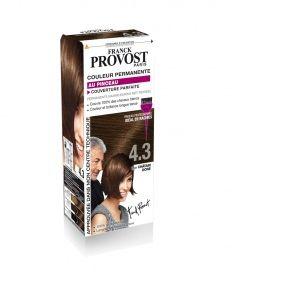 Franck Provost 4.3 Châtain doré - Couleur permanente au pinceau