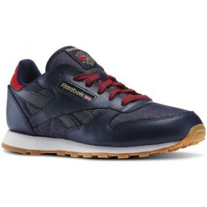 Reebok Classic CLASSIC DG Baskets basses navy/red/chalk
