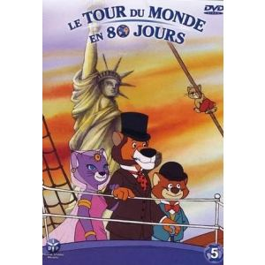 Coffret Le Tour Du Monde En 80 Jours