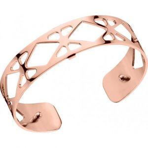 Les Georgettes Bracelet Résille Or rose Small