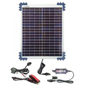 TecMate Chargeur de Batterie solaire OPTIMATE SOLAR 12V 20W 1.66A