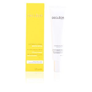 Decléor Hydra Floral White Petal - CC crème Protectrice SPF 50